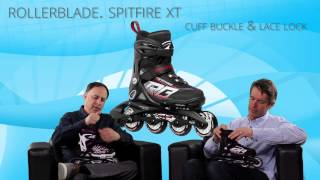 2015 Rollerblade Spitfire XT Boys and Girls Inline Skate Overview by INLINESKATESdotCOM