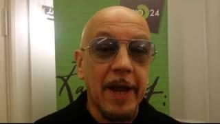 Enrico Ruggeri racconta il suo nuovo programma su Radio 24
