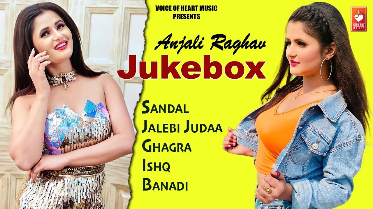 Anjali Raghav (JukeBox) - All Anjali Raghav Hits | Haryanvi Dj Songs Haryanavi 2021 | Vijay Varma