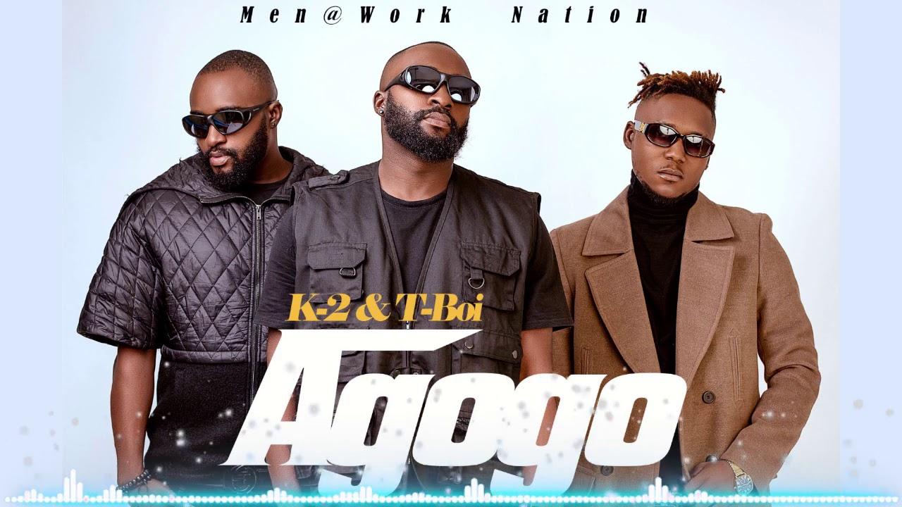 Download K-2 & T-Boi (Official Audio) Agogo #Ko-C#MrLeo#Cameroon#Ivorycoast#France#Congo#