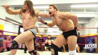 [Free Match] Alex Daniels vs. Mikey Webb | Beyond at New England Pro Wrestling Academy