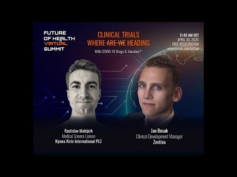Clinical Trials - Where are we Heading with Drugs & Vaccines? | Dynamic Conversation