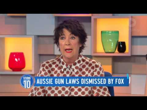 Aussie Gun Laws Dismissed By Fox