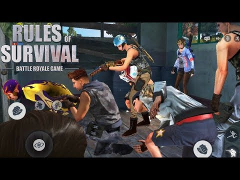 Hide and Seek with Subcribers ! Finding Ferg in Rules Of Survival #1 ( NEW INSANE SERIES )