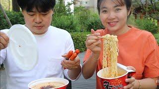 Ăn sáng ở Hàn Quốc có giống với Việt Nam không?