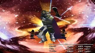 Final Fantasy VII - 185 Chocobo Treasures - Knights of Round, Tetra Magic, Swap, Mimic