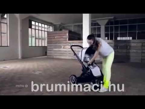 A Brumi Maci Bababolt bemutatja Mutsy EVO multifunkciós babakocsi ... bb4a746208