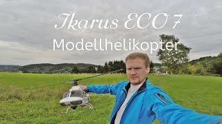 Ikarus Eco7 Modellhelikopter