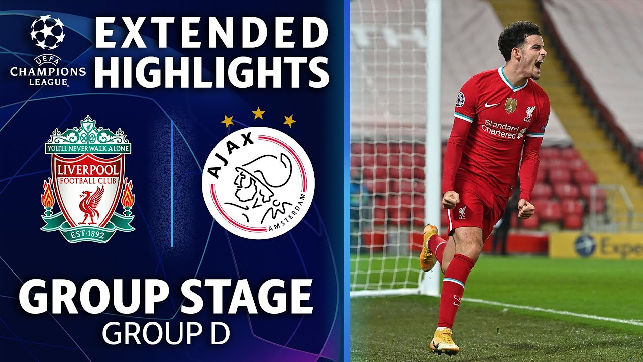 Liverpool vs. Ajax live stream, UEFA Champions League Group ...