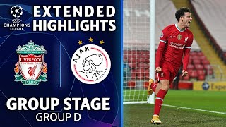 Liverpool vs. Ajax: Extended Highlights | UCL on CBS Sports