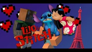 LaurMau - Lilo & Stitch special (Laurence & Aphmau) Minecraft Diaries (Music Video)
