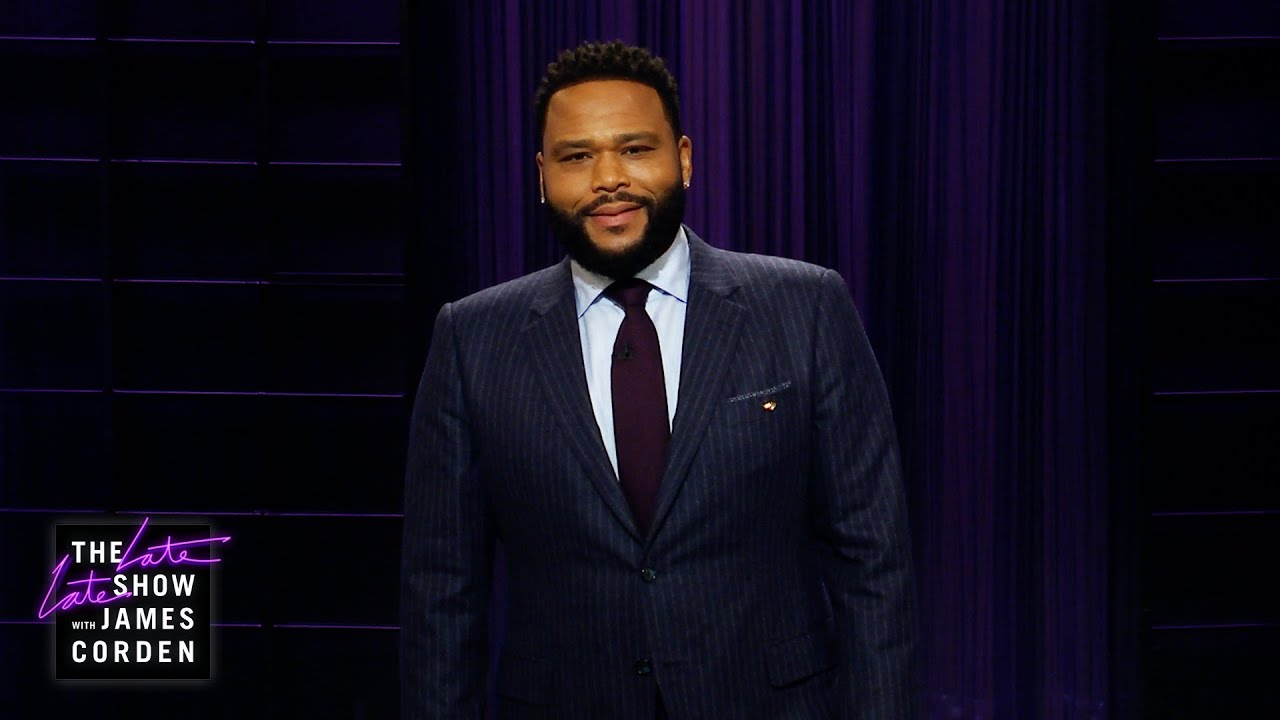 Anthony Anderson fogyás)