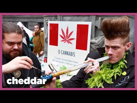 Weed Is Legal in Canada, But Where Can You Actually Buy It?