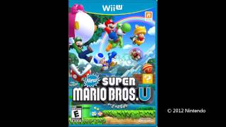 New Super Mario Bros U Music -Overworld with Baby Yoshi- (HD)