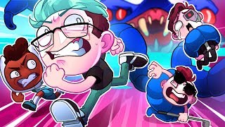CLAWING MY WAY BACK!! - Golf With Your Friends Gameplay