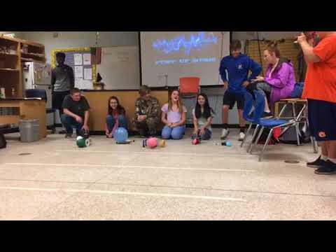 Beauregard High School Class of 2022 8th Grade Slideshow 8