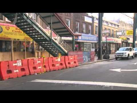 Businesses Along Liberty Avenue In Ozone Park Struggling To Survive   WPIX
