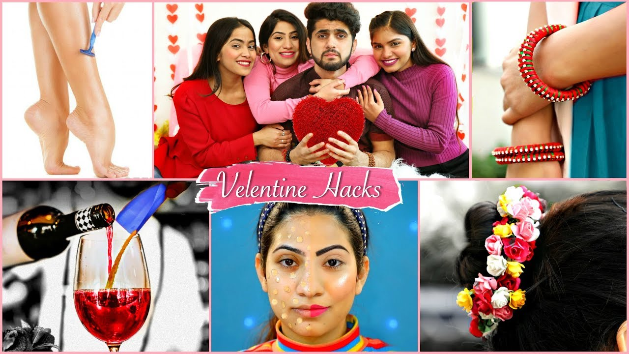 Valentine's Day LIFE HACKS | Anaysa