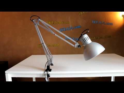 терциал икеа лампа