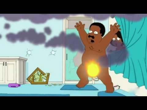 Cleveland Show:  Hasta La Possum Baby
