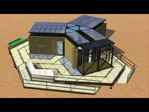 shipping container homes energy efficiency