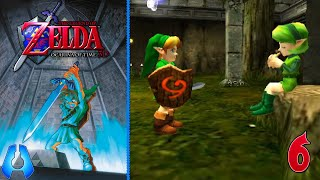The Legend of Zelda: Ocarina of Time 3D | Part 6 | Lost in the Woods - Azure Plays