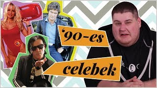YOUTUBEREK VS. 90-ES CELEBEK