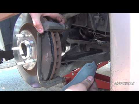 How To Learn To Change Disc Ke Pads On C5 Corvette