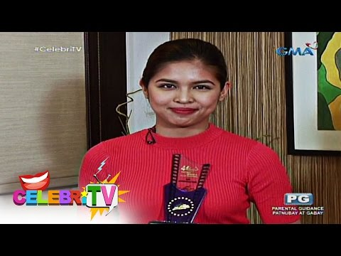 CelebriTV: Maine Mendoza sits down with Ricky Lo