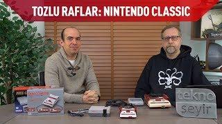 Tozlu Raflar: Mario'nun Dönüşü Nintendo Classic