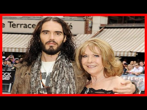 Russell Brand axes gig amid reports mum was 'pulled screaming from car after hit and run'