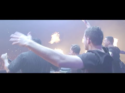 Hardwell & W&W feat. Fatman Scoop -Don't Stop The Madness (Teaser)