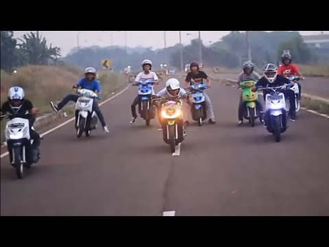 MANTAP DJ MAIMUNAH FREESTYLE MOTOR REMIX