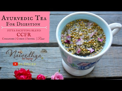 Ayurvedic Digestive TEA | New Take on CCF Tea