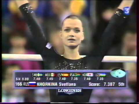 2002 gymnastics worlds Debrecen EF (WAG-MAG)