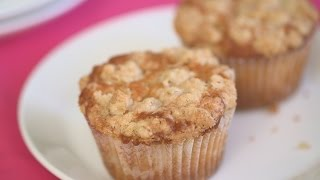 Maple Streusel Muffins- Everyday Food with Sarah Carey