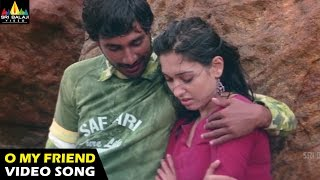 Happy Days Songs | O My Friend Video Song | Varun Sandesh, Tamannah | Sri Balaji Video