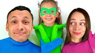 Невидимка - Детская песня. Песни для детей от Майи и Маши