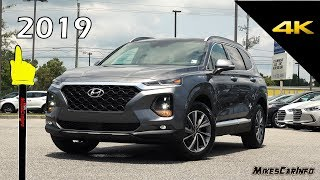 2019 Hyundai Santa Fe Limited - Ultimate In-Depth Look in 4K