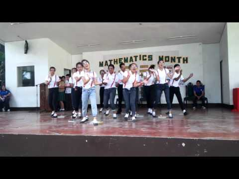 Grade 8 Charity Math Jingle -Jose P. Laurel High School-