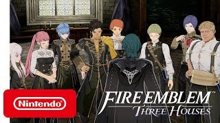 Download Fire Emblem: Three Houses - Welcome to the Golden Deer House - Nintendo Switch Mp3 and Videos