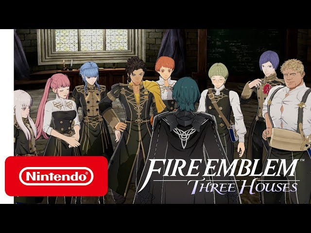 Fire Emblem Three Houses Review: Gameplay Impressions