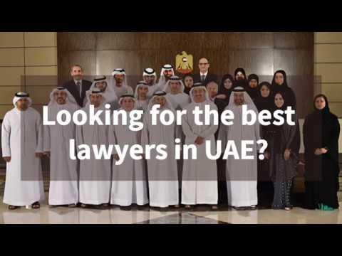 Best lawyers in UAE
