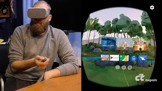 Google Daydream in Aktion / Let's Play