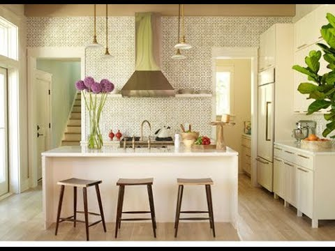 дизайн обоев для кухни 2018 Design Of Wallpaper For Kitchen