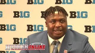 HOL HD: Khalil Davis from Big Ten Media Days