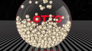 Lotto Balls, Lotto drum, free screensaver