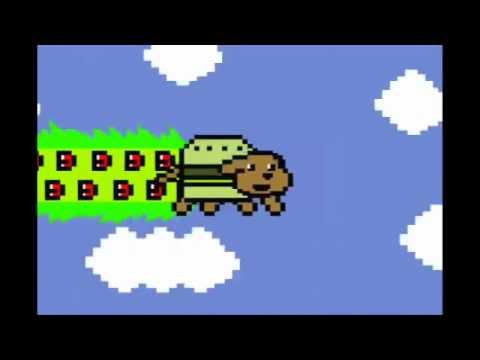 Nyan Dog 2 Hours - YouTube Nyan Dog