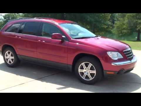 HD VIDEO 2007 CHRYSLER PACIFICA TOURING FOR SALE SEE WWW SUNSETMILAN COM