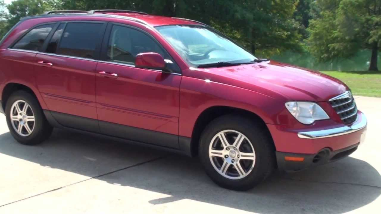 Hd Video 2007 Chrysler Pacifica Touring For See Www Sunsetmilan Com